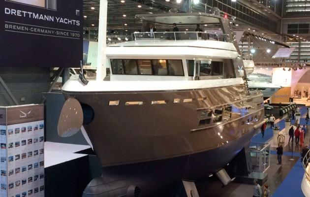 Drettman Explorer Yacht
