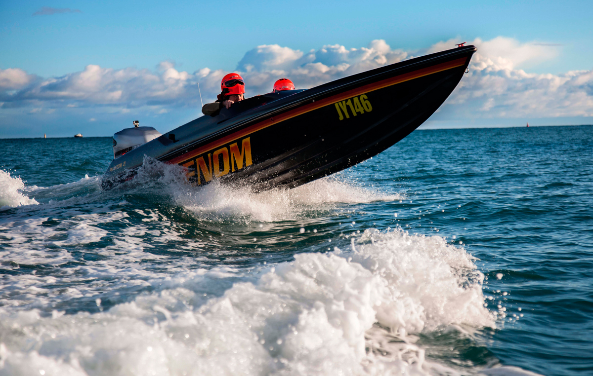Jersey offshore Powerboat racing Festival