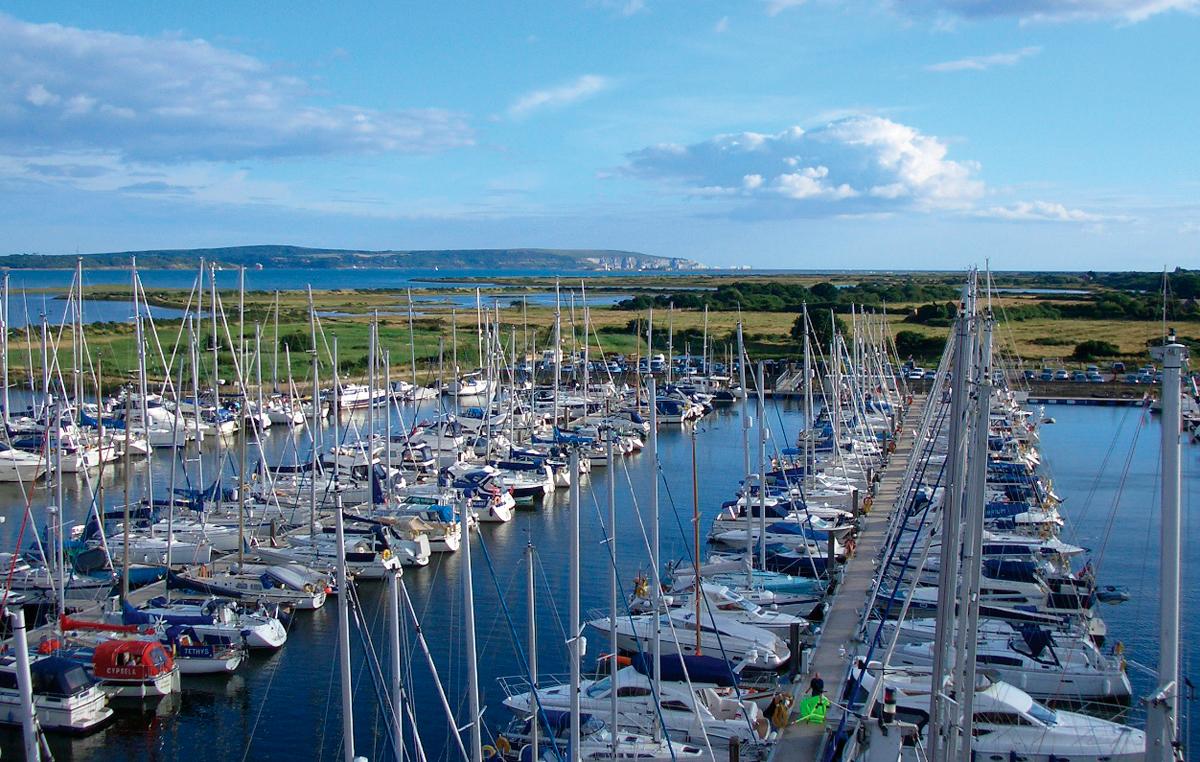 Lymington Yacht Haven - Marina of the Year 2016