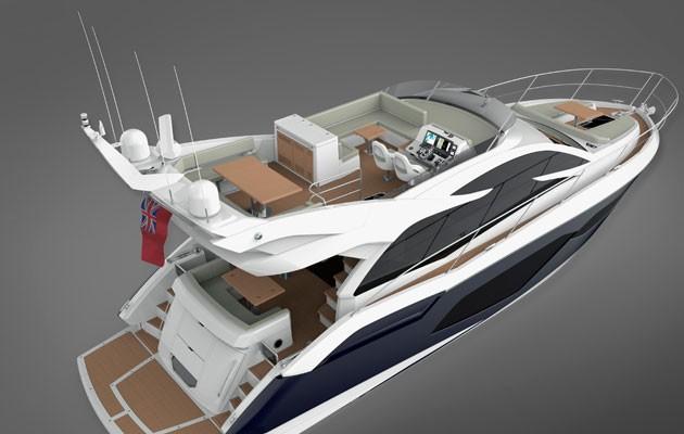 Sunseeker Manhattan 52 Launches This Summer Motor Boat