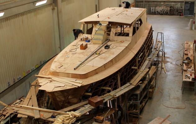 Vicem 65 Fly in build