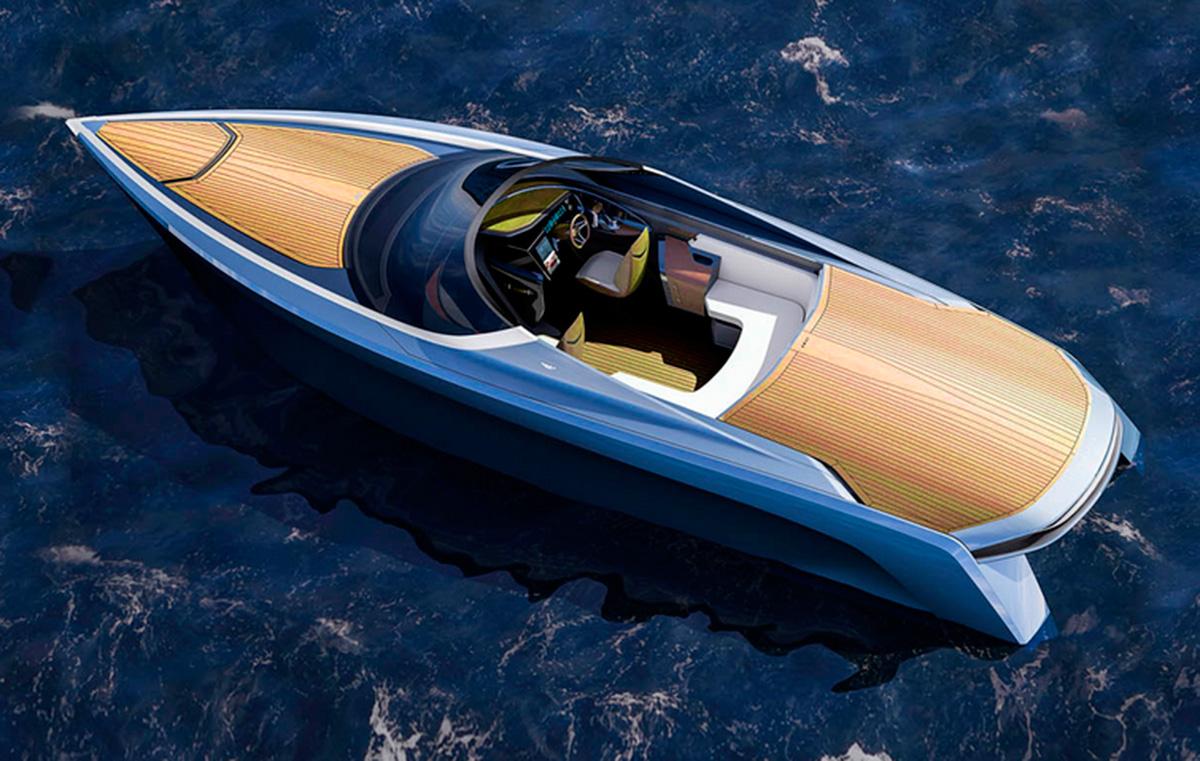 Aston Martin S 1 26m Superboat Revealed Motor Boat Yachting