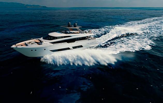 Ferretti 850
