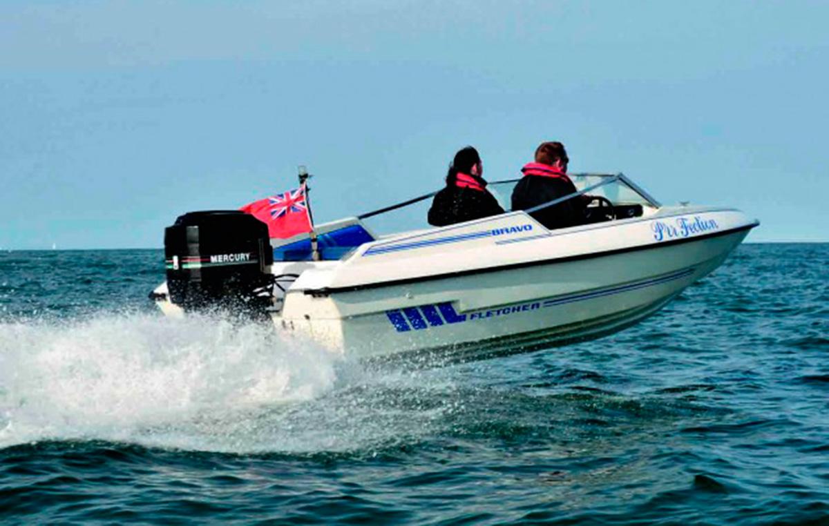 Fletcher Boats Arrow 19