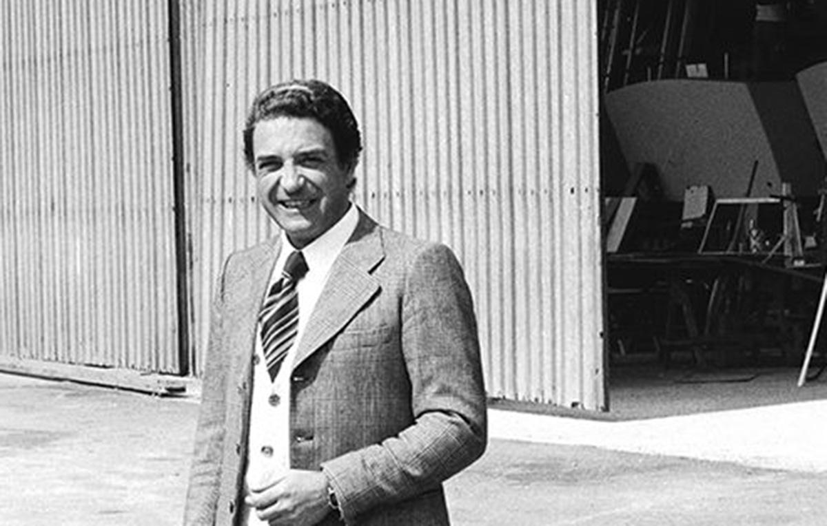 Mario Amati, founder of Itama Yachts 1977