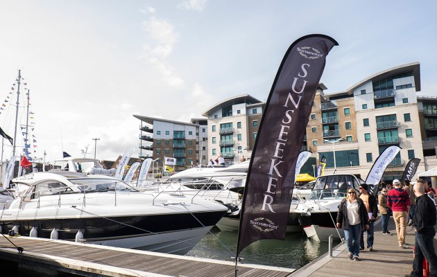 Poole Harbour Boat Show