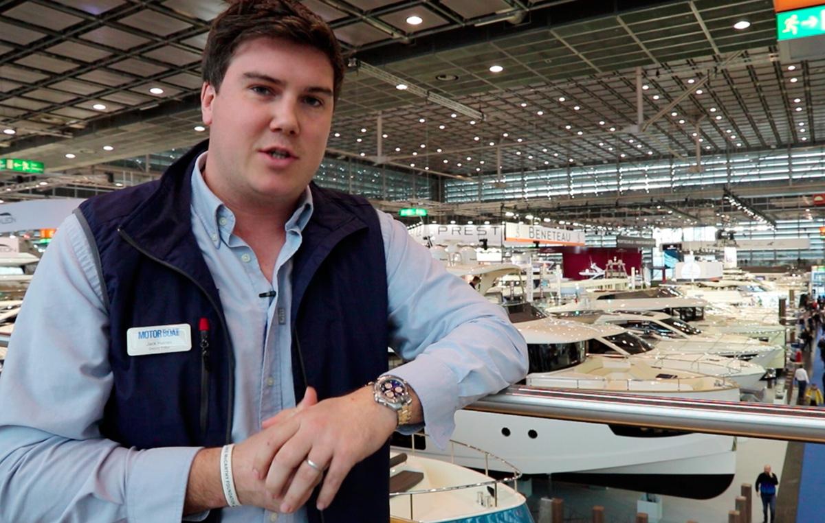 Dusseldorf Boat Show 2016 video grab