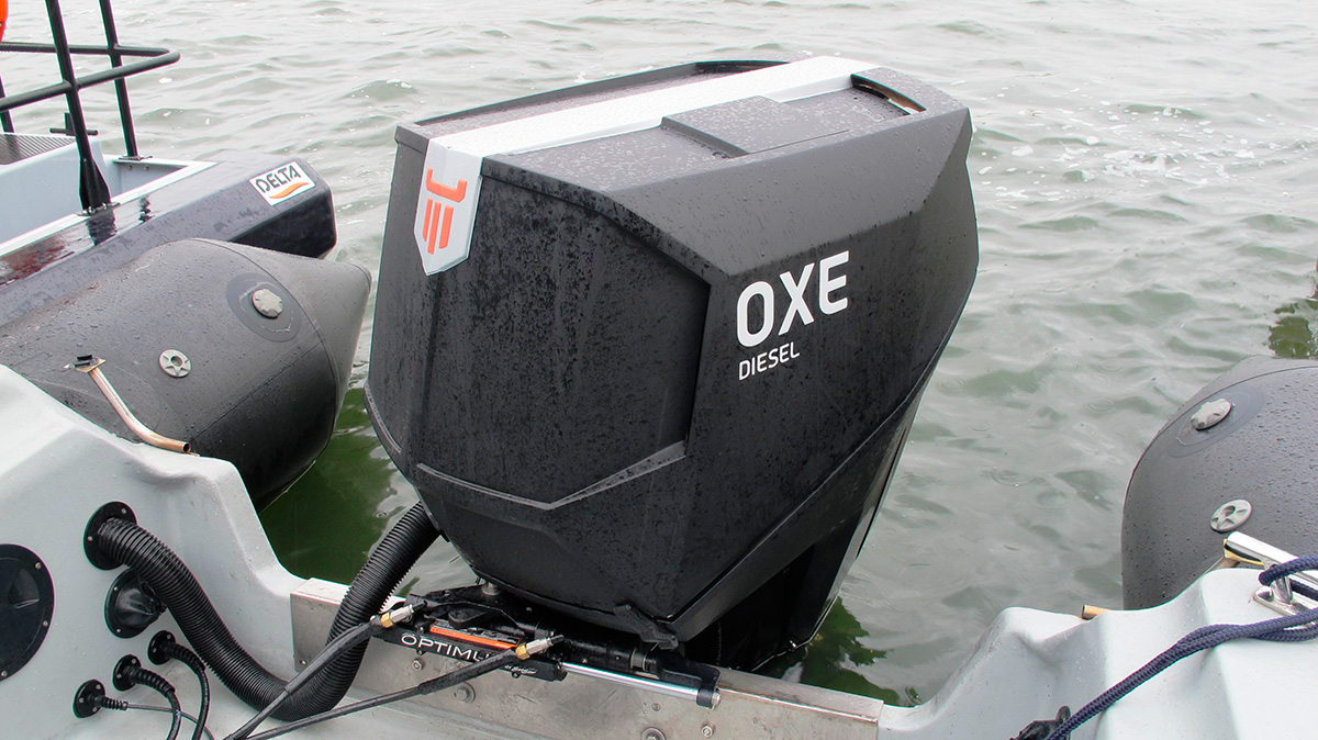 Oxe 200hp diesel outboard engine tested - Page 3 of 3