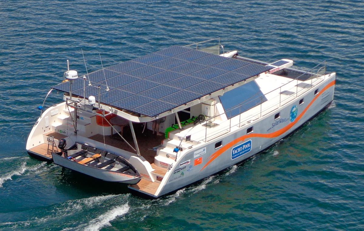 Solarwave 46 prototype