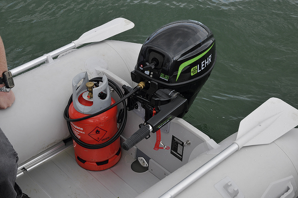 The ultimate 10hp outboard engine group test - Motor Boat & Yachting