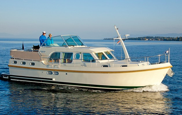 Linssen Grand Sturdy 36.9AC available for Scottish charter