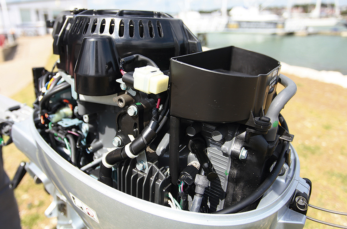 The ultimate 10hp outboard engine group test page 2 of 7 for Used honda boat motors
