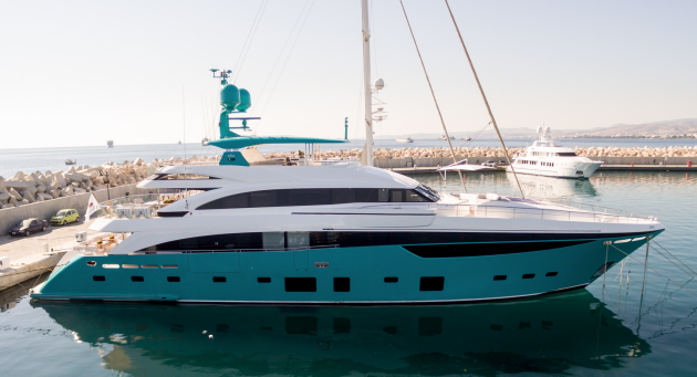 Princess 40M Available For Charter