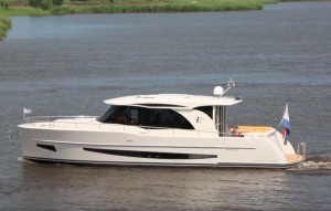 Boarnstream Elegance 1300 video