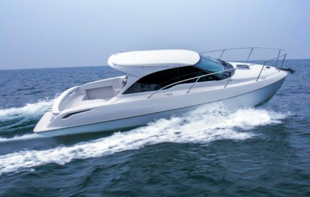 Toyota 28 to feature composite construction - Motor Boat ...