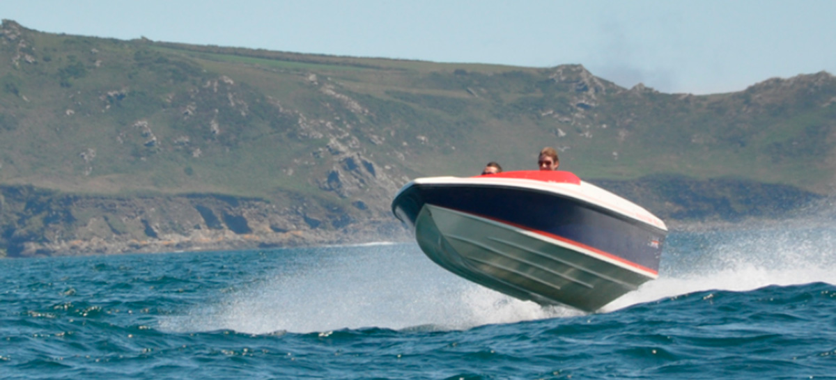 Phantom Venom Classic 1970s Sportsboat Set For Comeback Motor