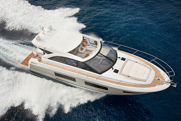 Jeanneau Leader 46 review - Motor Boat & Yachting