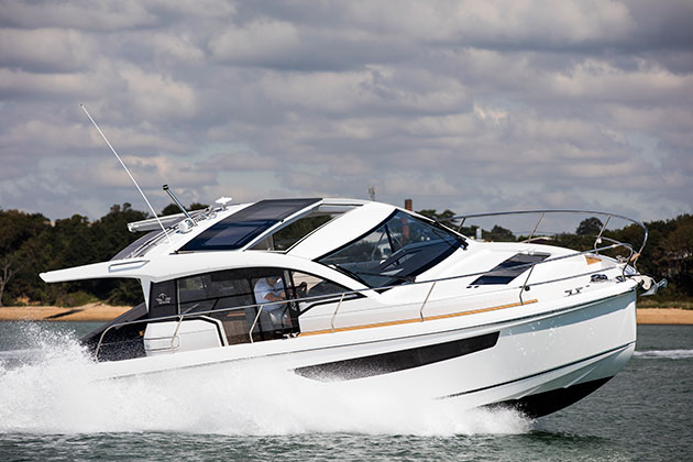 Drive the year 39 s best boats with motor boat yachting Best motor boats