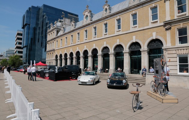 Old Billingsgate Market
