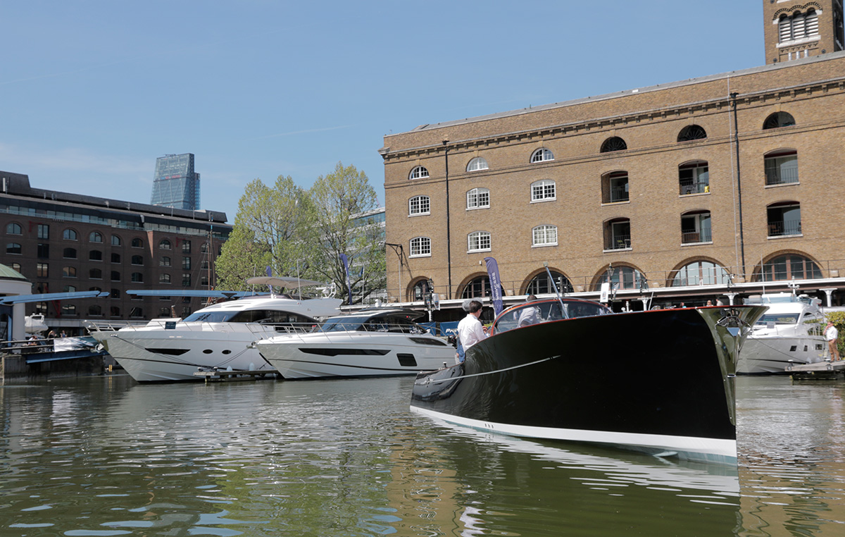 London On-Water Yacht & Boat Show