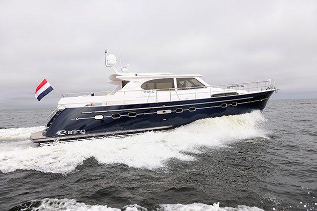 Elling E6 Boat