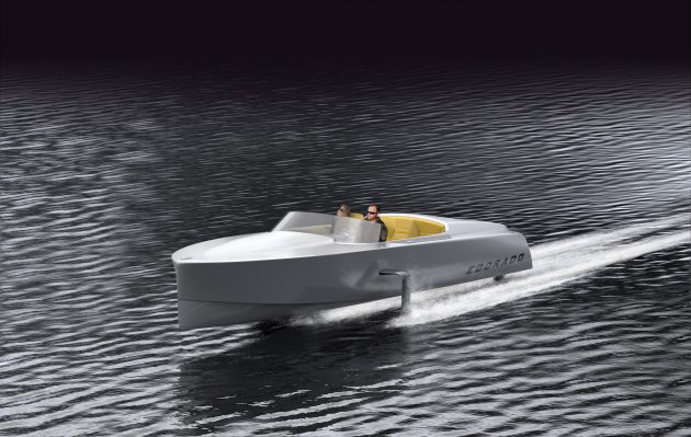 She's electric - Motor Boat & Yachting