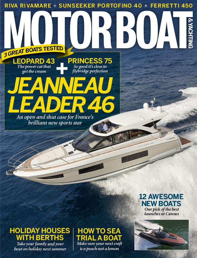 Motor Boat & Yachting September 2016