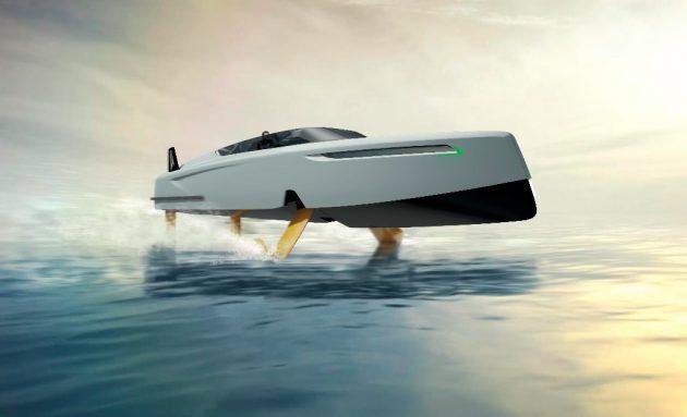 Flying high: Foiler 41 GT