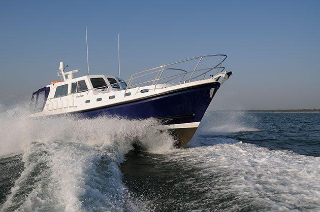 Seaward 42 Boat