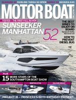 Motor Boat & Yachting cover