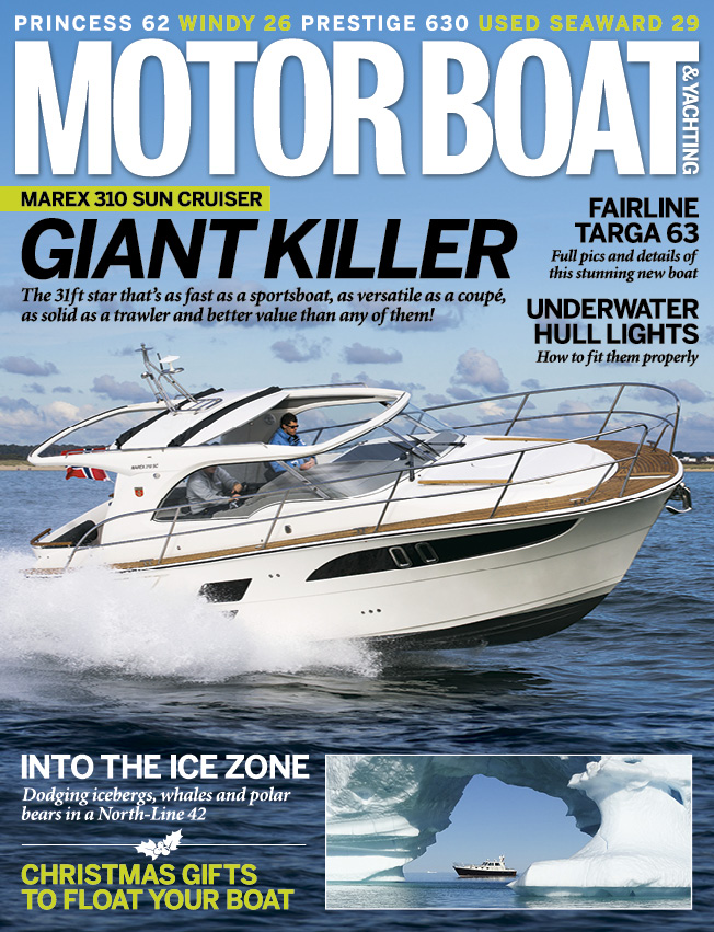 The january 2017 issue of motor boat yachting is out for Motor boat awards 2017
