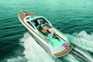 The Keizer 42 takes a bow at Düsseldorf Boat Show