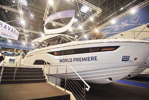 Gallery d sseldorf boat show 2017 in pictures motor for Motor boat awards 2017
