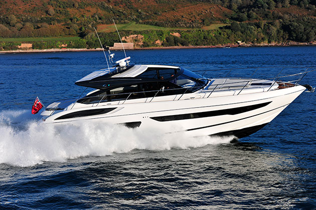 In Pictures The Boats That Won The 2017 Motor Boat Awards Motor Boat Amp Yachting