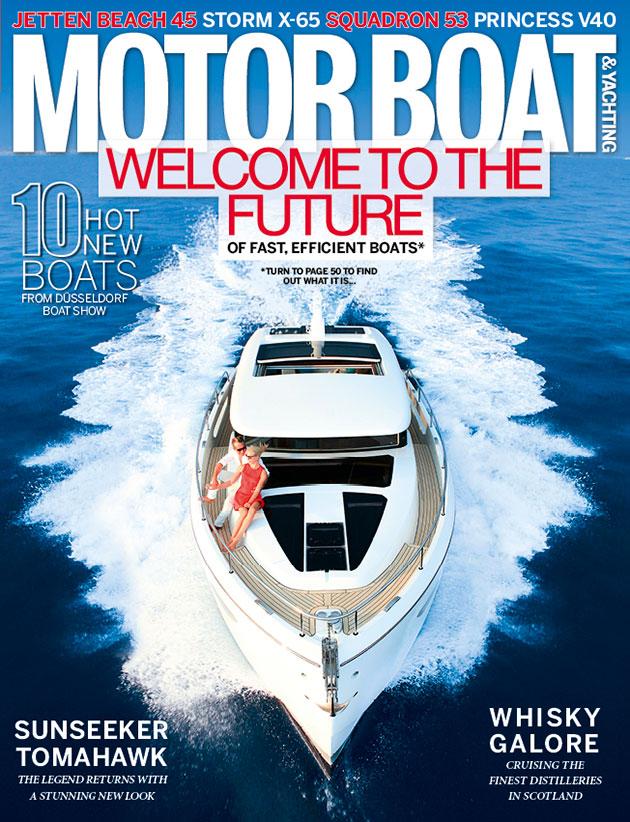 Motor Boat & Yachting April 2017