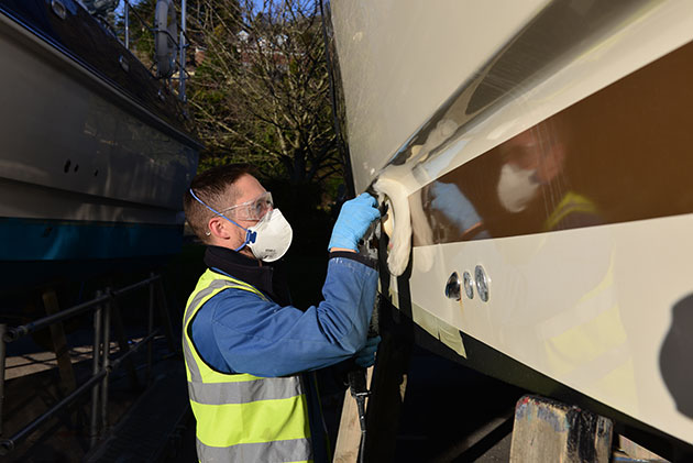 How to: Polish your boat