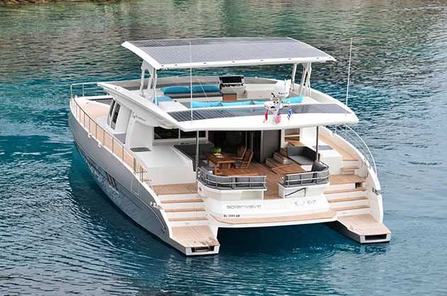Does the Solarwave 64 make solar-powered boating a reality? - Motor