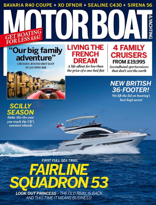 Motor Boat & Yachting June 2017