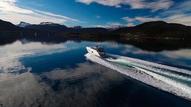 Princess V39 to Norway