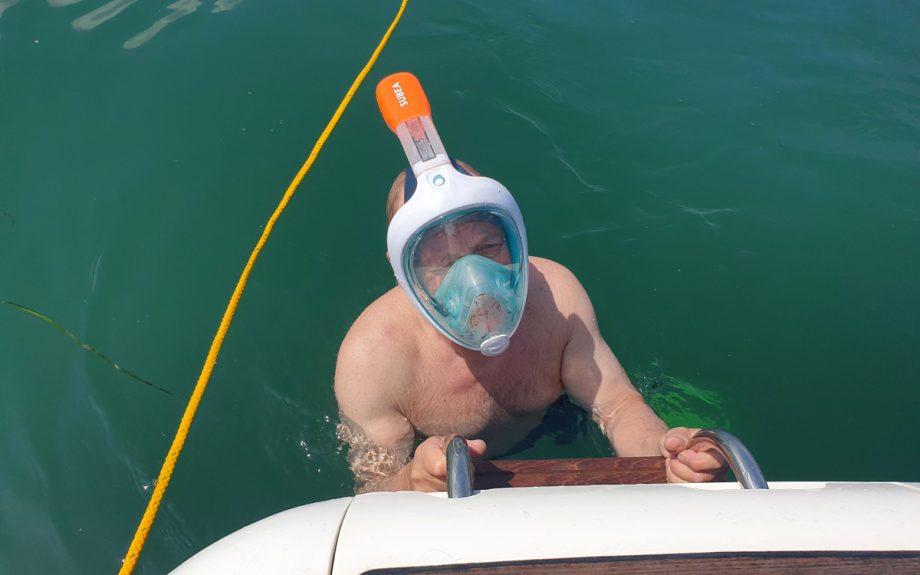 subea-easybreath-snorkel-bathing-platform