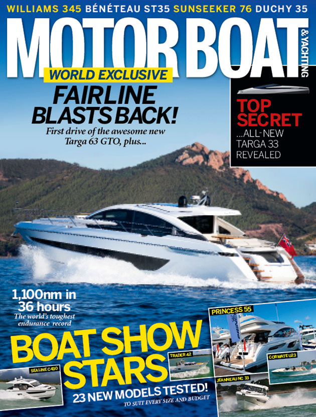 Mby november 2017 is out now motor boat yachting for Motor boat awards 2017