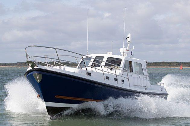 Seaward Nelson 39