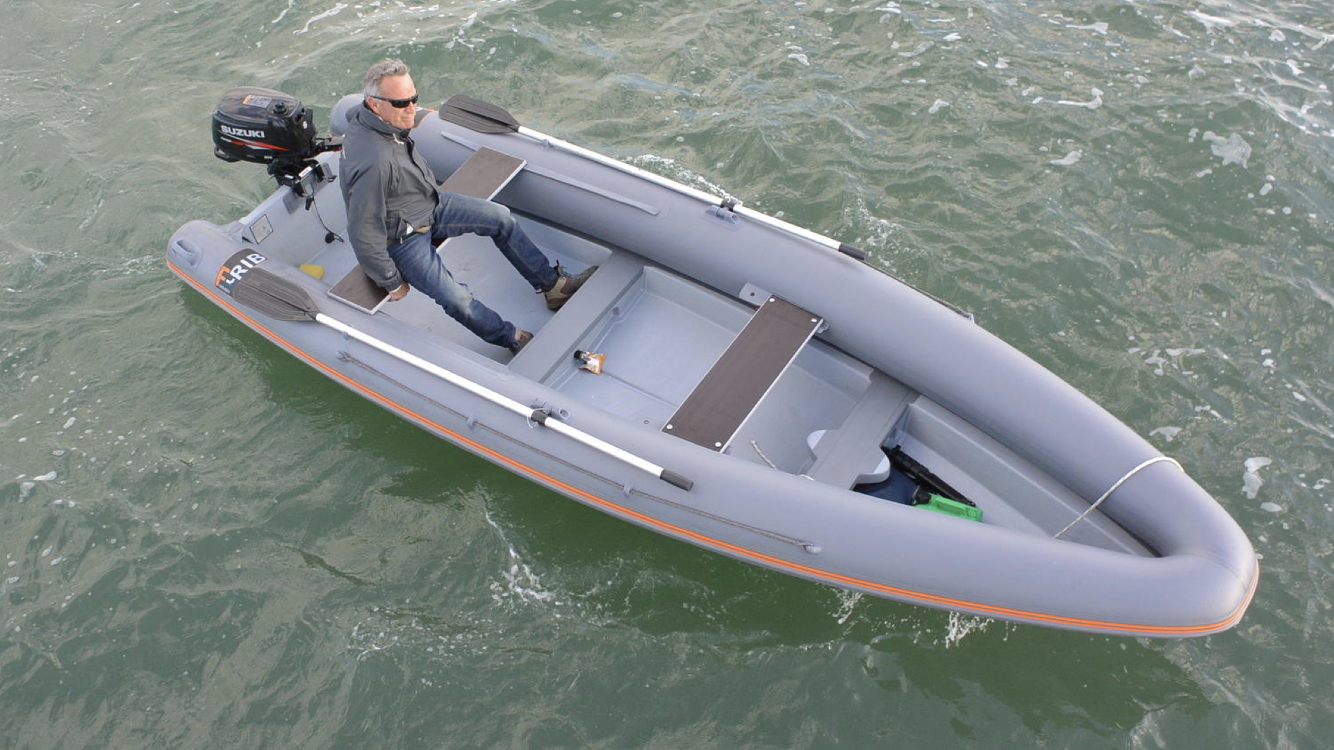 F rib stowable rib motor boat yachting for Motor boat awards 2017