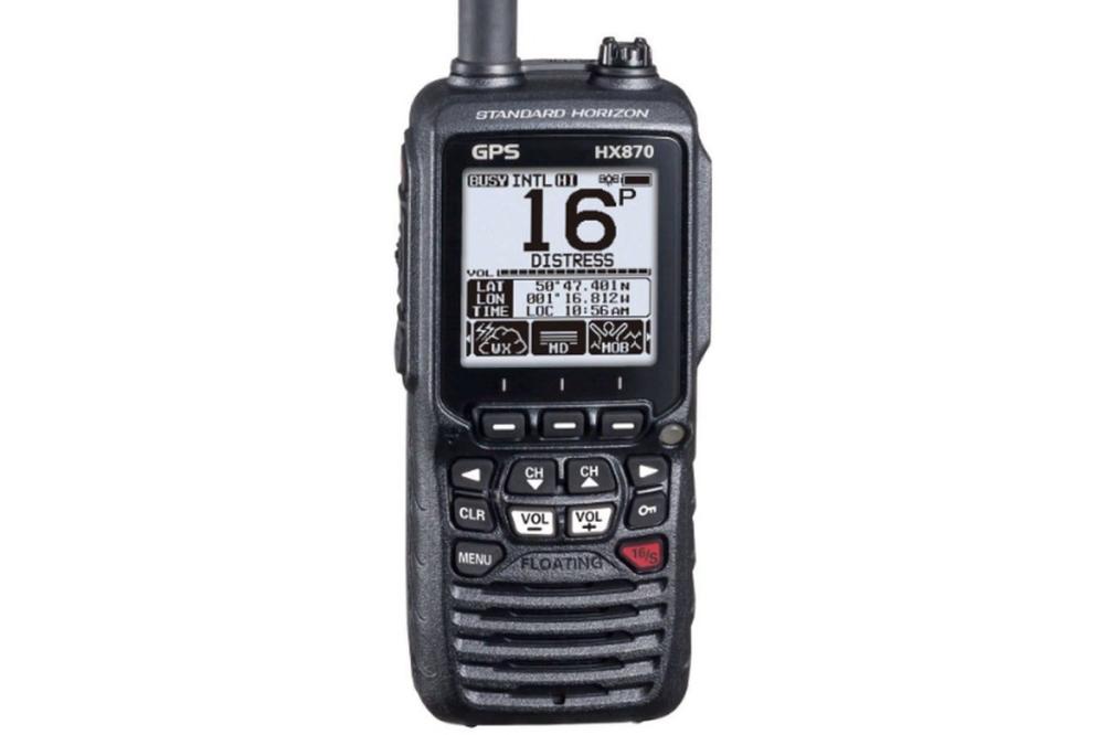 Standard Horizon HX870E VHF