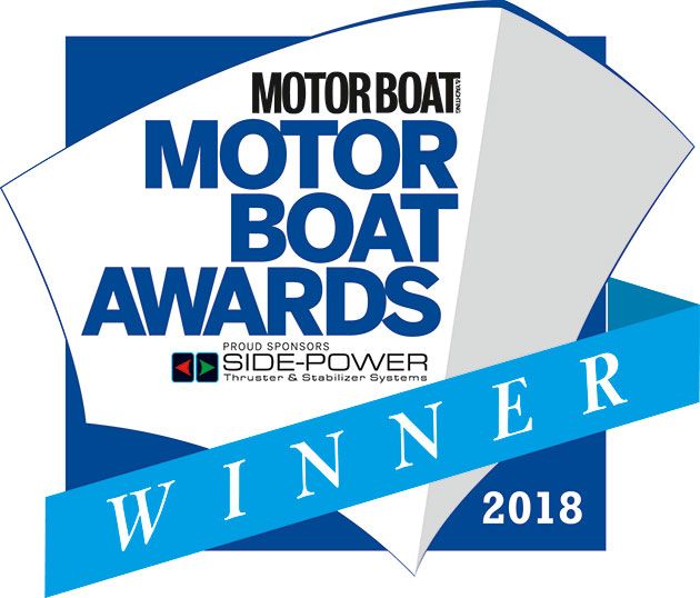 2018 Motor Boat Awards winner