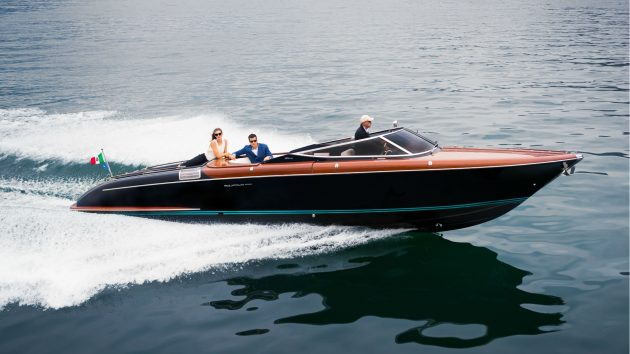 Thats Amore 5 Best Riva Boats Motor Boat Yachting