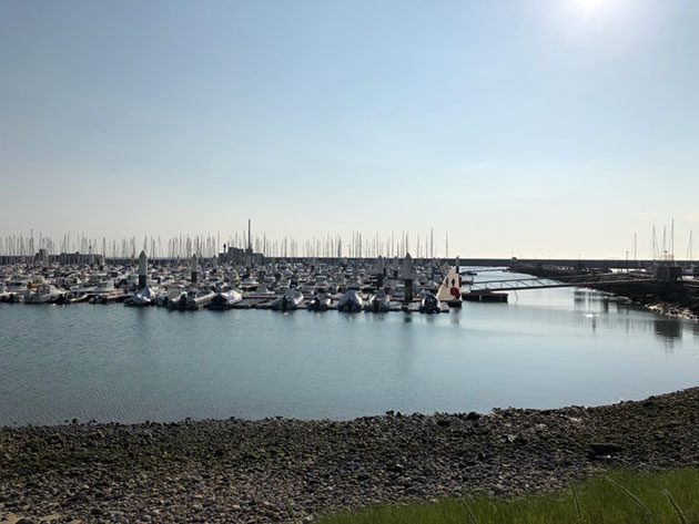 BLOG - Sealine C330 to the Med: Guernsey to Le Havre - Motor