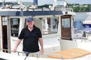 Steve McFadden Targa