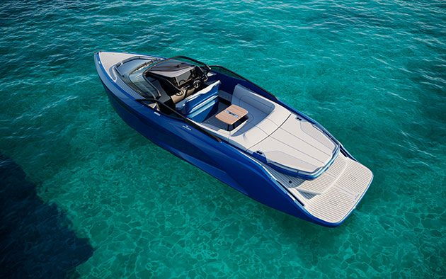 The New Brit Pack Princess R35 Design Revealed Motor Boat Yachting