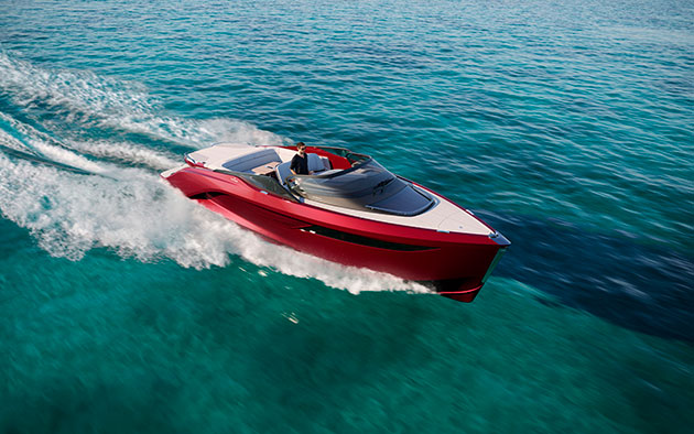 The New Brit Pack Aston Martin Am37 Motor Boat Yachting